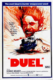Film Review: Duel | ReelRundown Scvhistorycom Obituaries Dennis Weaver Western Actor Cinemaspection Movie Injokes Torque Duel Steven Spielberg 1971 Road Reviews Top 5 Cars And Trucks From Hror Movies Youtube Stars Aligned Five Onic Trucks Together For The First Time Analyse An American Classic A Tribute To Pilot And Humitarian Stock Photos Images Alamy Vudu Jacqueline Scott Ancker Truck