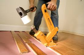Wood Floor Nailer Gun by How To Use A Pneumatic Flooring Nailer Nordstar Hardwood