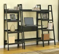 desk 44 fascinating kleur a leaning desk in pine and grey ladder