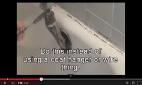 unclog bathtub drain how to fix your bathtub that won t drain using these 30 easy steps