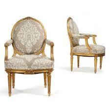 louis xvi chair antique of louis xvi giltwood antique arm chairs fauteuils 19th
