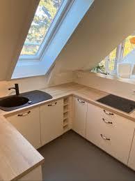 einbauküche unter einer dachschräge küche dachschräge