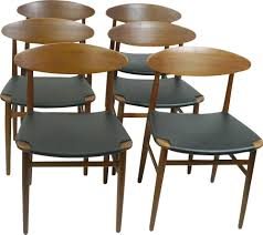 Set Of 6 Danish Teak Dining Chairs By Peter Hvidt - 1950s - Design ... Sothebys Home Designer Fniture Midcentury Modern Shop Porthos Retro 1950s Diner Style Ding Chairs Set Of 2 Shor Chair Sklum Niels Moller Ding Chairs Model 75 Fully Stored Grey Lvet Chair Gordon 4 In Original Fabric 1960s Seating Berke Woven Allmodern Sold 10 Midcentury 1950 Vintage Wooden Of For Sale At Pin By Ilovemidcentury On Mid Century Ox Arm Gubi Cchair Design Marcel Gascoin 1947 Sold 8 By Umberto Mascagni