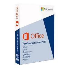 Microsoft fice 2013 Professional Plus Product Key