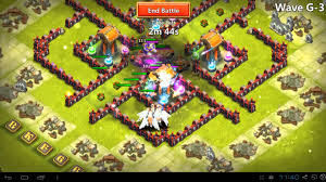 Pumpkin Duke Castle Clash 99 by Castle Clash Here Be Monsters Wave G Farming Best Setup For