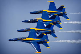 2018 Blue Angels Air Shows in the DC Area Next Spring