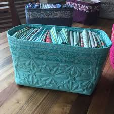 Decorating Fabric Storage Bins by Best 25 Fabric Bins Ideas On Pinterest Fabric Storage Bins