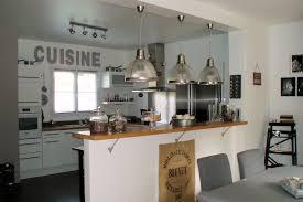 cuisine americaine avec bar cuisine avec bar americain maison avec cuisine ouverte idées