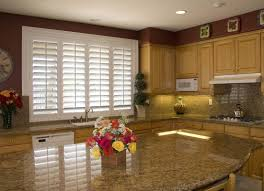 Kmart Kitchen Window Curtains by Kitchen Window Treatments Above Sink For Bay Over Pictures Ideas