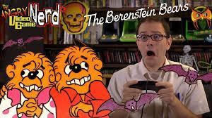 Berenstain Bears Halloween by Berenstein Bears Angry Video Game Nerd Episode 142