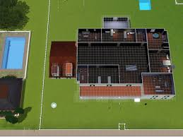 Sims 3 Legacy House Floor Plan by Colonial House Kind Of U2014 The Sims Forums