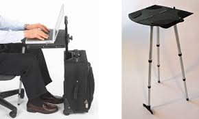 Portable laptop desks laptop stands and laptop tables to use on