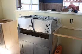 tips to installing kraus farmhouse sink