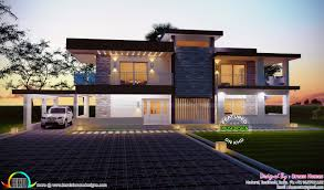 2685 Square Feet House Plan And Elevation - Kerala Home Design And ... Queenslander Modern House Plans Are Simple And Fxible Modern Flat Roof House Plans Canada Home Design Style Southern Living Carriage Webbkyrkancom Guestuseplansg1modernhomeelevation2995sqft Theres Lots To Learn From These Small The 60s Building Shipping Storage Container And Designs Low Decor 2012 Homes Exterior Cadian Designs Walkout Basement Floor Plan Trend Apartment Property At Custom Inside Justinhubbardme Awesome Best Fresh Canada 2796