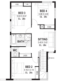 100 10 Metre Wide House Designs M Plans Home Perth Novus Homes