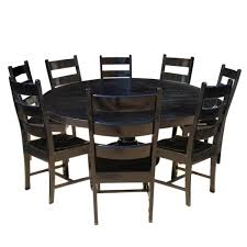 Nottingham Rustic Solid Wood Black Round Dining Room Table Set Table Round Kitchen Sets For 6 Solid Wood Small And Chairs The Nook A Casual Kitchen Ding Solution From Kincaid Fniture 1990s Mission Stickley Oak Ding Nottingham Rustic Black Room Set Enchanting Argos Charming Podge 5 Pc Kngs Brand Metal Dnng Blank Slate Coffee Buy Online At Overstock Our Best Antique Classic Single Pedestal By Intercon Wayside