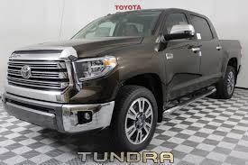 100 Santa Fe Truck New 2019 Toyota Tundra 1794 Edition CrewMax 55 Bed 57L In