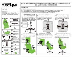 Assembly Instructions – Techni Sport Akracing Premium Masters Series Chairs Atom Black Edition Pc Gaming Office Chair Abrocom Fniture Emperor Computer Cow Print Desk Thunderx3 Tgc25 Blackred Brand New Tesoro Gaming Break The Rules Embrace Innovation Merax Highback Ergonomic Racing Red Dxracer Official Website Support Manuals X Rocker Ultimate Review Of Best In 2019 Wiredshopper Nzxt Vertagear Sl2000 Rev 2 With Footrest Moustache Titan 20 Amber
