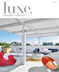 Pego Lamps South Miami luxe magazine spring 2015 miami by sandow media llc issuu