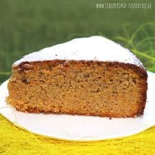 gesunder karottenkuchen ohne mehl und zucker
