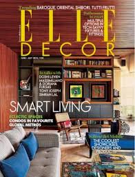 elle decor india magazine june july 2015 issue get your