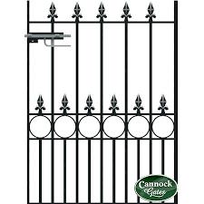 steel garden gates – sdgtracker