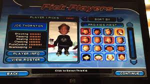 Backyard Hockey 2005 Episode 1