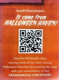 Grandin Road Halloween Catalog by Whole Foods Adopts Qr Codes For Cause Marketing U2014 Selfish Giving