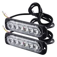 LED Strobe Lights: Amazon.co.uk Flashing Led Lights For Trucks And 4 Inch Round Strobe Whosale Remote Controlled Led Light Kit 3 Lamps 120 4pc 120w 4led Red Hideaway Set Xprite Buy 4x4 Watt Super Bright Hide Away12v Auto At 1 Car Emergency Warning Bars Deck Neewer 600w Battery Powered Outdoor Studio Flash Lighting 4in1 Eagle Eye White 12v Suv Fog 2016 Ford F150 Adds Builtin For Fleet Vehicles Lp3 Streamline Low Profile Federal Signal Strobe Kits 600 Lights And 30 Similar Items Truck Lamp