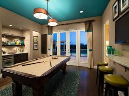 Small Game Room Decorating Ideas Dining Paint Colours