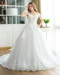 online get cheap sequin ball gown wedding dress aliexpress com