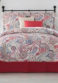 Belk Biltmore Bedding by Home Accents Patrice 6 Piece Bedding Set Belk