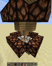 Minecraft Redstone Glowstone Lamp by Minecraft How Do I Light This Hollow Tower Of Redstone Lamps