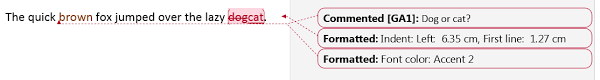 Word 2013 How To Print Without Comments And Track Changes IT