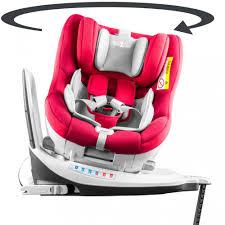 si e auto isofix groupe 0 1 siège auto pivotant 360 the one isofix de 0 à 4 ans beb