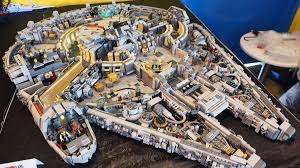 100 Lego Space Home LEGO Millennium Falcon Is No Bucket Of Bolts Gadget Review