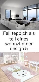 fell teppich als teil eines wohnzimmer design 5 rugs