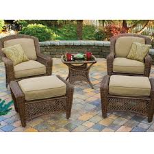 Sams Club Patio Set With Fire Pit by Martinique Outdoor Furniture Group 5 Pc Sam U0027s Club