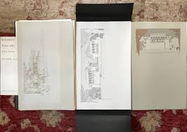 100 Frank Lloyd Wright Sketches For Sale Buildings Plans And Designs Large 100 Plate
