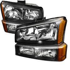 2003 2006 chevy silverado style headlights