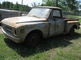TBAR TRUCKS : 1968 Chevrolet BARN FIND !!! 1968 CHEVY C10 STEPSIDE ...