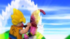 Lego DRAGONBALL Goku ULTRA Instinct