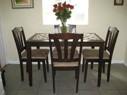Walmart Dining Room Tables And Chairs by Metropolitan 5 Piece Dining Set Multiple Colors Walmart Com