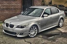 BMW E60 530d project tuning upgrade ID EN 96