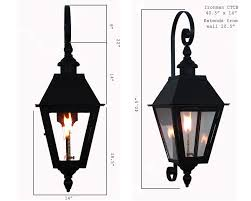 the gas light company copper gas and electric lights gas light