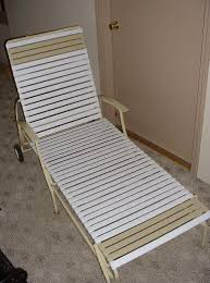 Vinyl Straps For Patio Chairs by Patio Pool Outdoor Furniture Restoration Sling Replacements