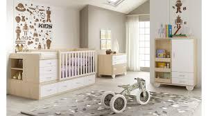 lit bébé commode évolutif avec chiffonnier bc30 glicerio so nuit