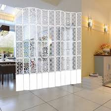 4pcs Hanging Screen Home Living Room Dining Partition Ornaments Biombo Folding Paravan Screens