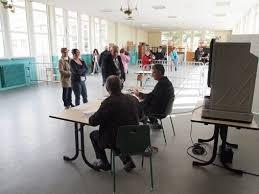 tenir un bureau de vote bureaux de vote mairie de couë