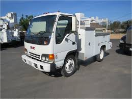 Gmc Service Trucks / Utility Trucks / Mechanic Trucks In California ...